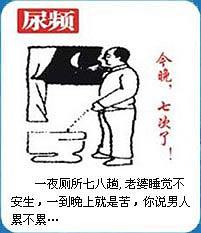 前列腺炎导致尿频